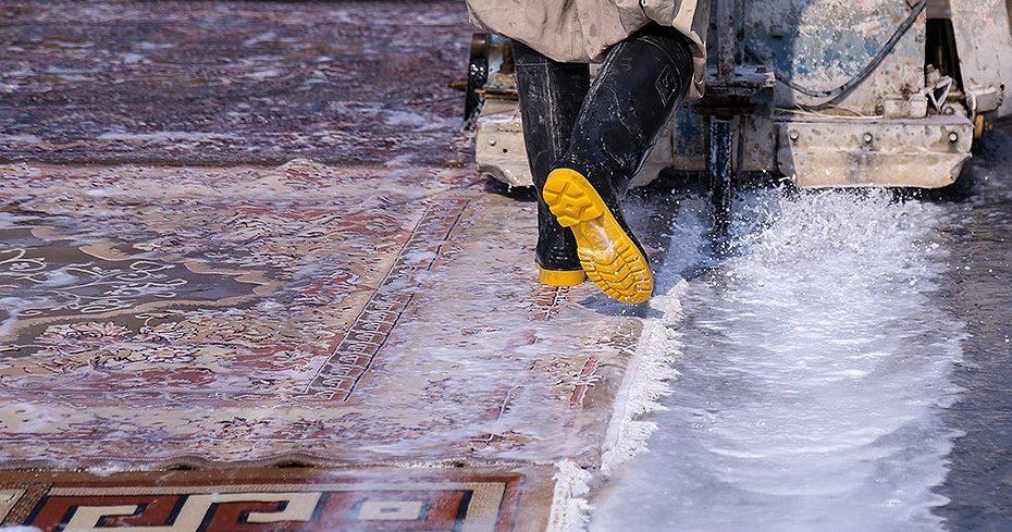 قالیشویی نزدیک به ستاری در تهران